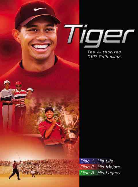 TIGER:AUTHORIZED COLLECTION BY WOODS,TIGER (DVD)