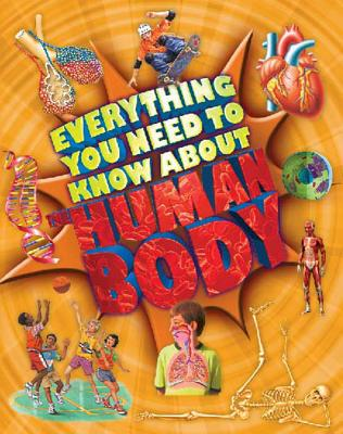 Everything You Need to Know About the Human Body By Macnair, Patricia